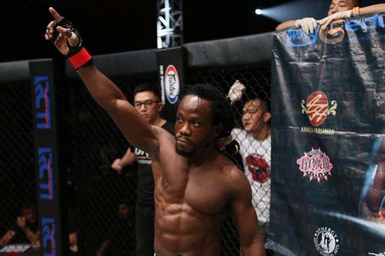 Petarung MMA asal Liberia, Jerome S Paye, berambisi meraih kemenangan perdananya pada ONE Championship.
