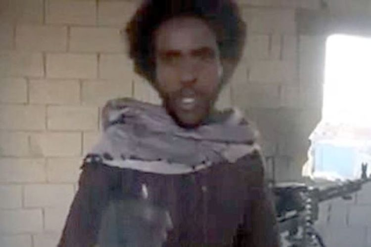 Seorang pria anggota ISIS melontarkan ancamannya untuk Presiden AS Donald Trump.