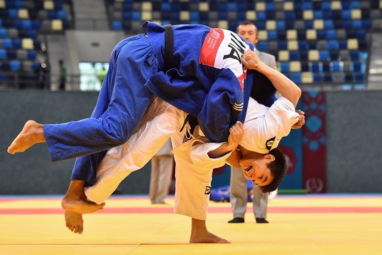 2292403630 - Asian Games Judo