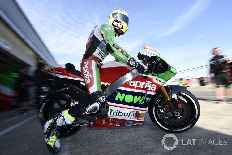 Aprilia MotoGP.