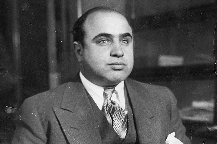 Al Capone pada 1930.