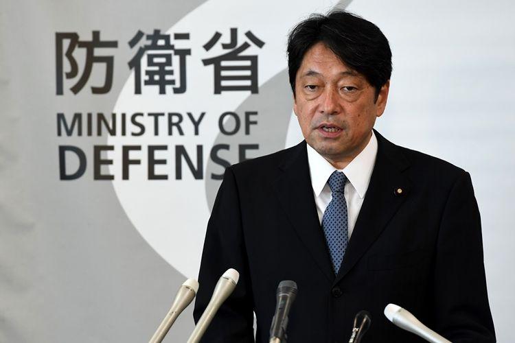 Menteri Pertahanan Jepang, Itsunori Onodera
