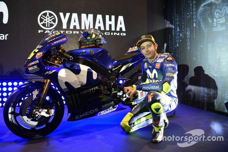 Rossi belum memastikan kelanjutannya di Yamaha pada 2019 dan 2020.
