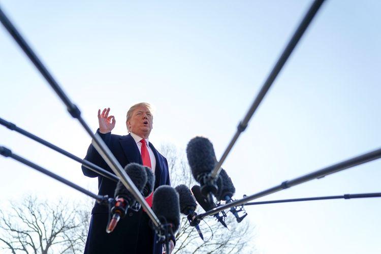 Trump soal Pemecatan Tillerson: Kami Sudah Tidak Sepaham