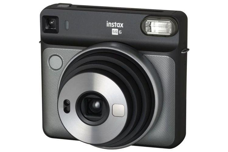 Fujifilm Rilis Instax SQ6, Kamera Analog Format ala Instagram