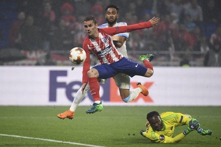Griezmann Belum Tentukan Masa Depan di Atletico Madrid