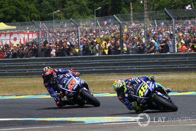 Tim Yamaha MotoGP.