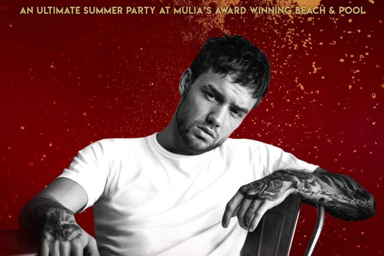 Poster Rapture-Mulia Summer Party