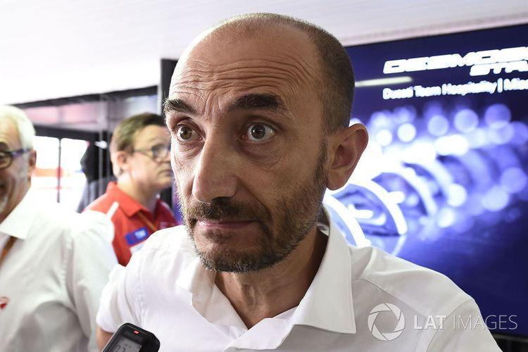 CEO Ducati Claudio Domenicali.