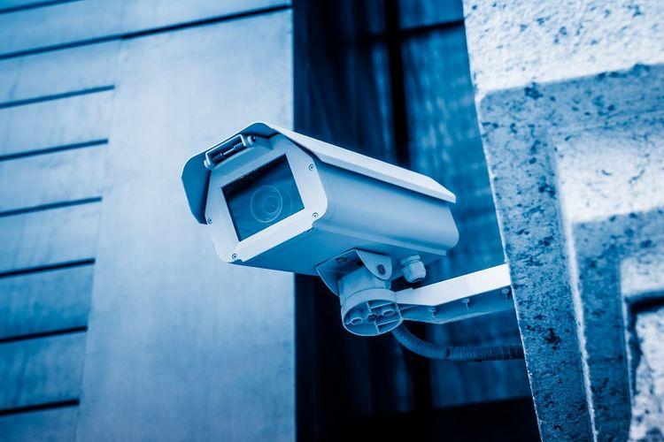 Kamera CCTV.