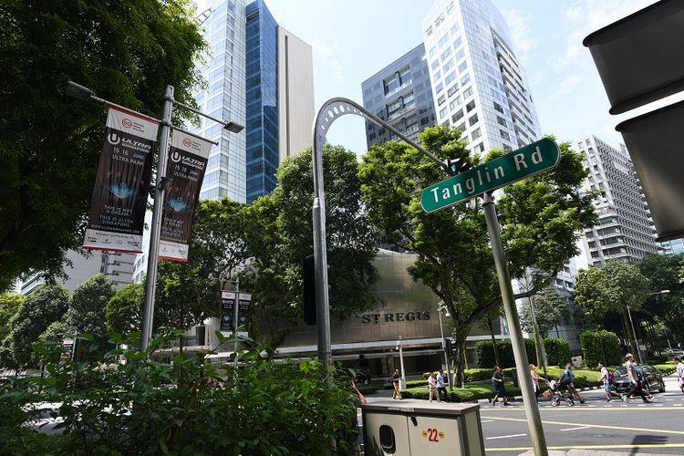 Repotnya Mengatur Perjalanan Kim Jong Un ke Singapura