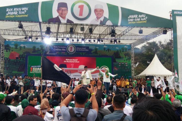 Ridwan Kamil  Pergunakan Masa Tenang dengan Banyak Berdoa - Kompas.com 030920c8b0