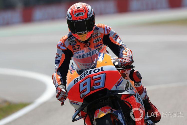 Marc Marquez diproyeksi punya performa bagus di GP Belanda.