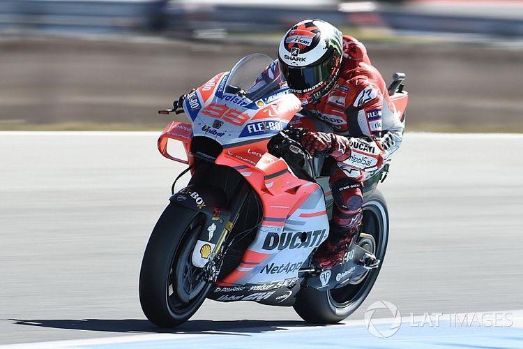 Aero fairing Ducati.