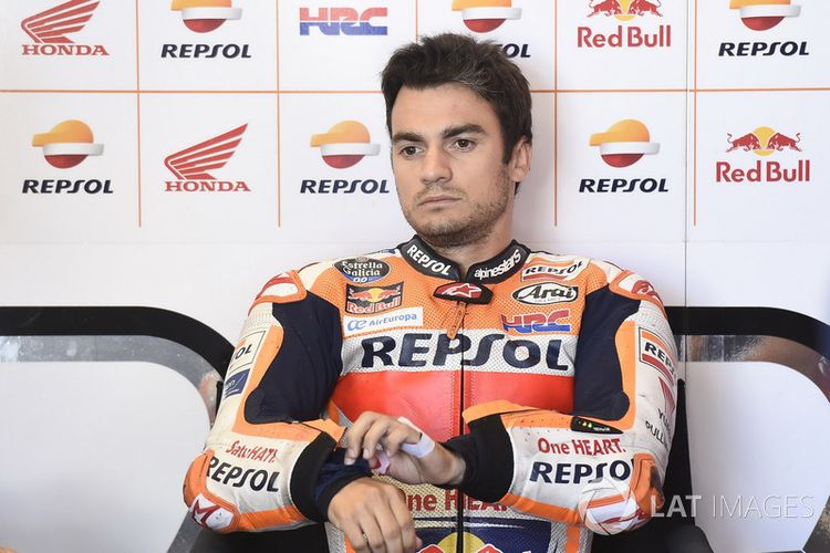 Dani Pedrosa umumkan pensiun dari MotoGP.