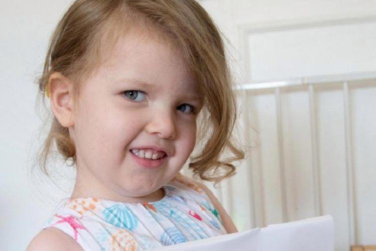 Ophelia Morgan-Dew, gadis cilik yang memiliki IQ lebih tinggi dari Einstein