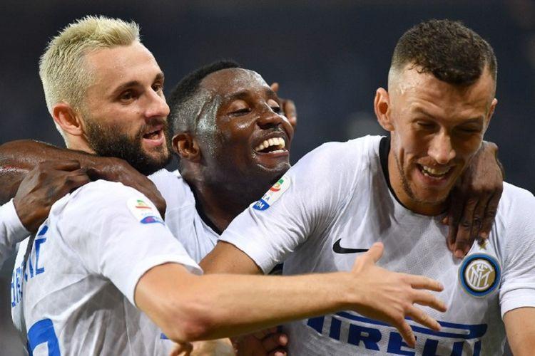 Hasil Sampdoria Vs Inter Milan, Diwarnai Penganuliran 3 Gol