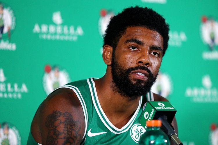Pebasket klub Boston Celtics, Kyrie Irving.