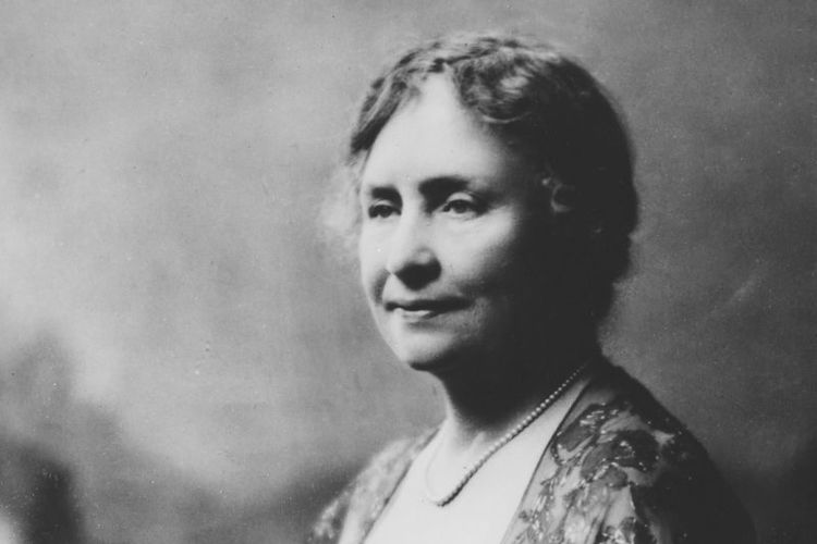 Biografi Tokoh Dunia Helen Keller Tunarungu Pendobrak Keterbatasan