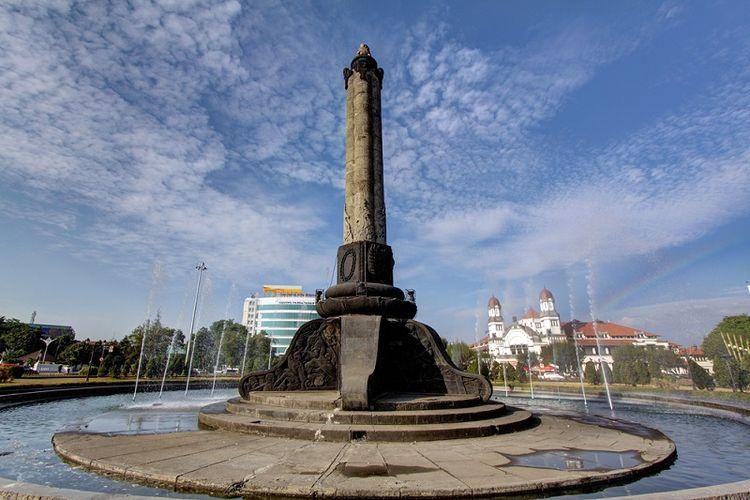 Tugu Muda Semarang adalah sebuah monumen yang dibangun untuk mengenang jasa para pahlawan yang telah gugur dalam Pertempuran Lima Hari di Semarang.