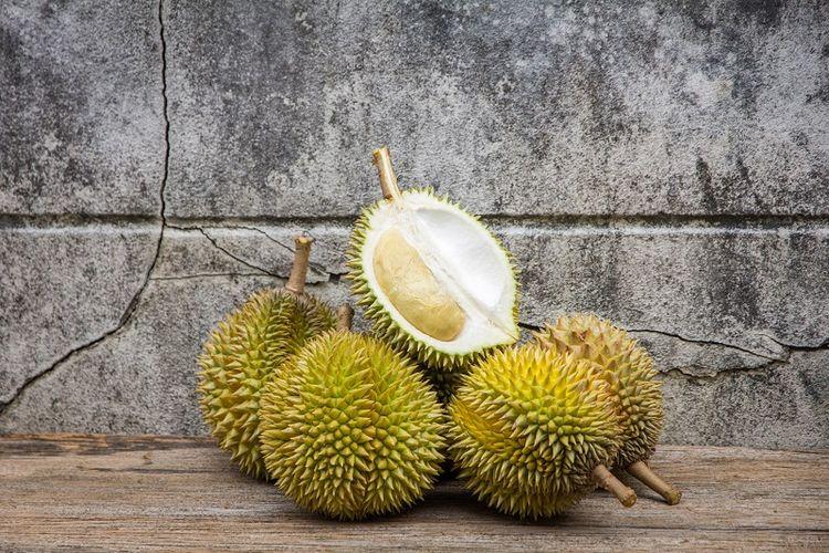Durian Dipamerkan di Museum Makanan Menjijikkan