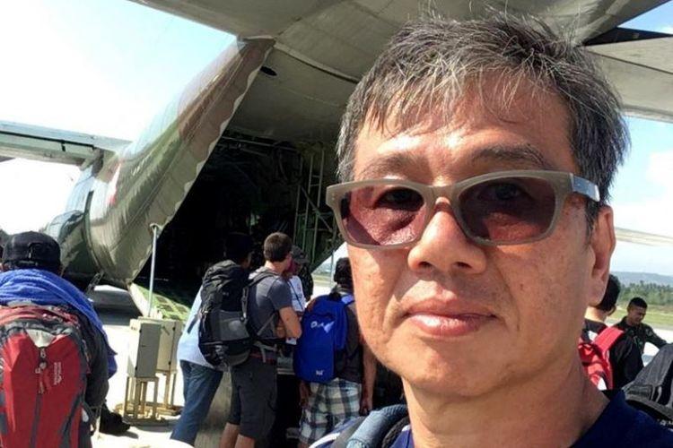 Atlet paralayang Singapura Ng Kok Choong (53) ditemukan tewas pada Selasa (23/10/2018), sehari setelah dia dinyatakan hilang.