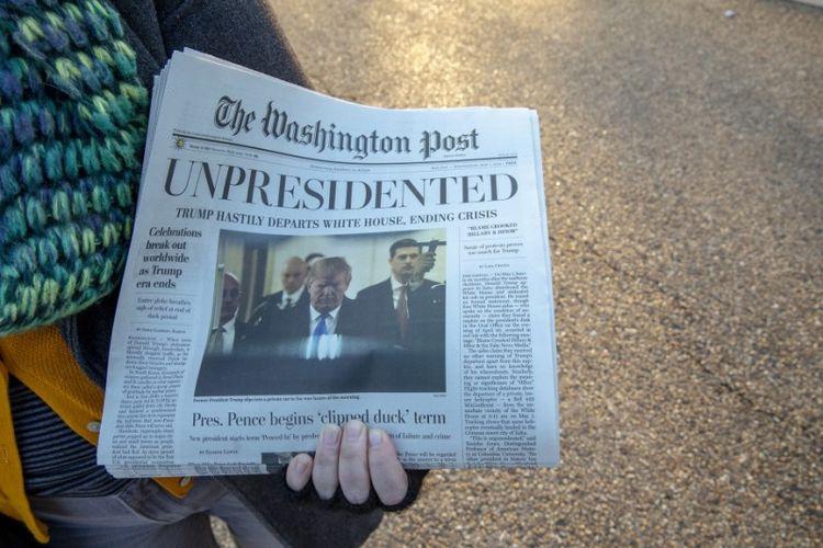 Beredar Koran Washington Post