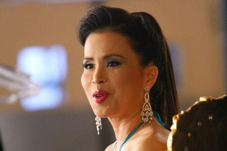 Putri Thailand Ubolratana Rajakanya. (AFP/MICHAEL BUCKNER)