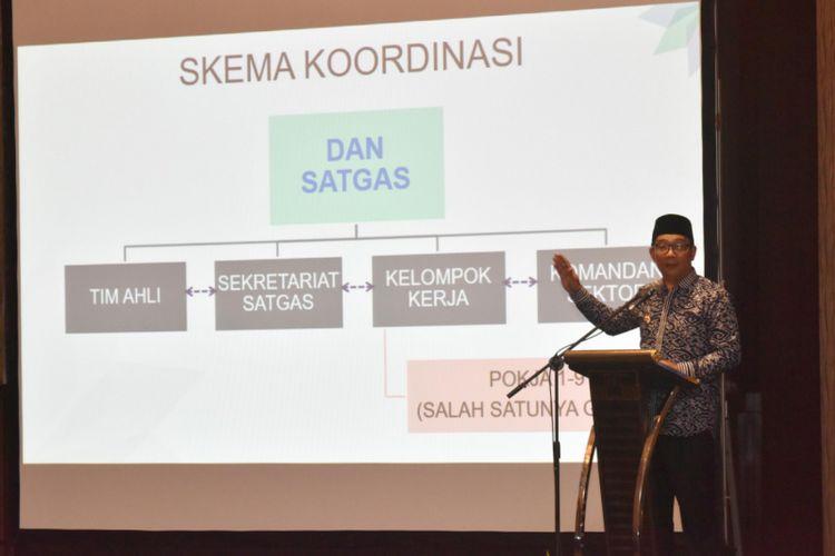 Ridwan Kamil Akan Publikasikan Pencemar Sungai Citarum