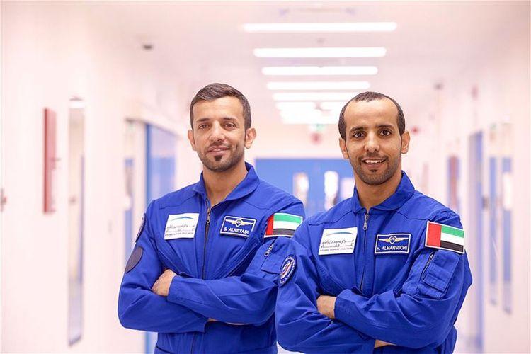 Salah satu dari kedua astronot Uni Emirate Arab (UEA) ini akan pergi ke luar angkasa pada 25 September 2019 bergabung dengan misi Soyuz di ISS.