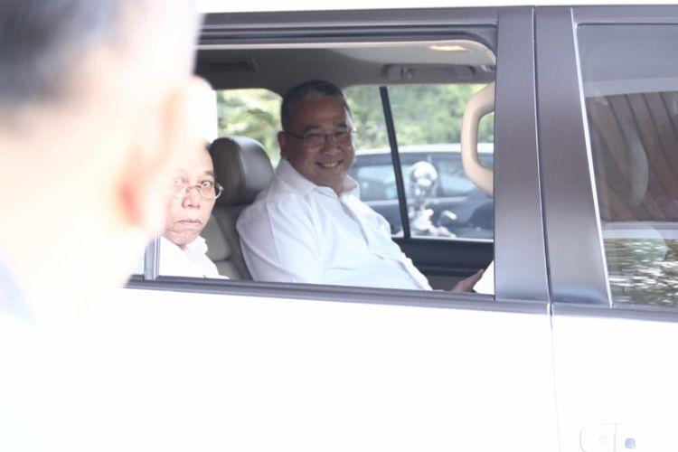 Menteri Desa dan PDTT, Eko P. Sandjojo (poto: Humas Kemendes PDTT)