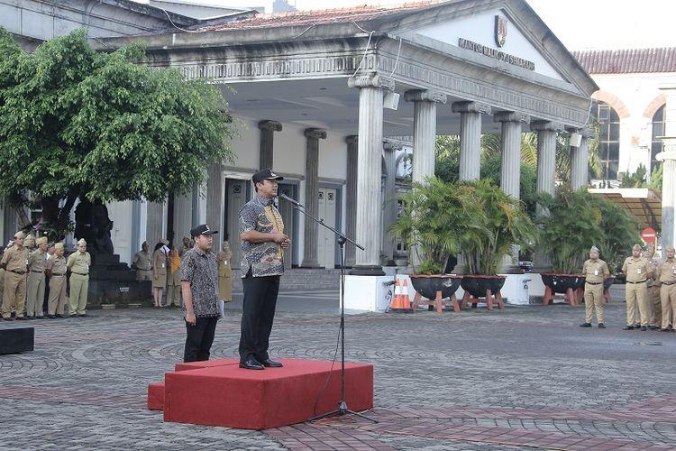 Walikota Semarang Minta PNS Awasi Praktik Politik Uang di Pemilu