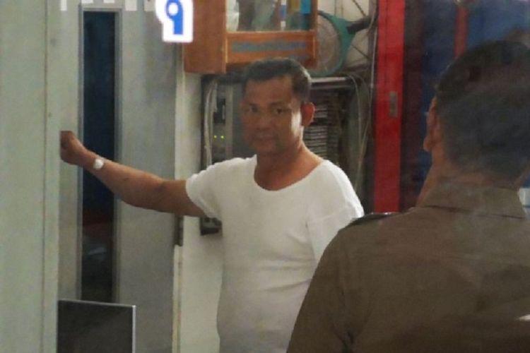 Phumjai Leungthong. Pria 59 tahun yang menginginkan dihukum mati setelah membunuh putri tiri yang sedang hamil tua.