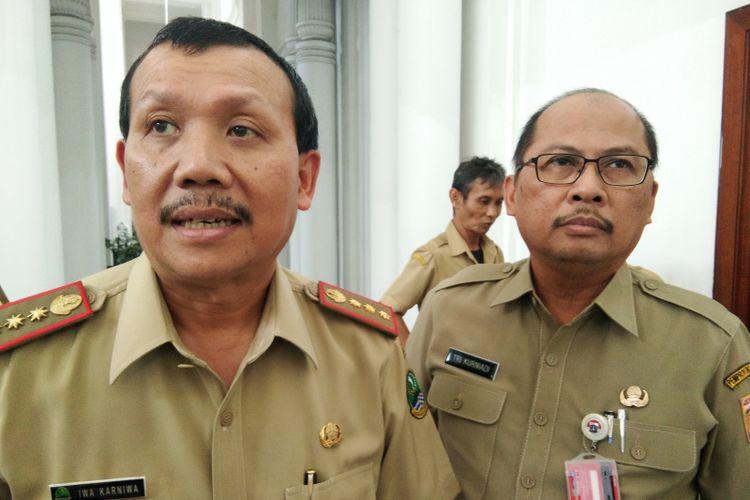 Tekan Kemacetan di Jakarta, Pemprov Jabar dan DKI Bangun Kantong Parkir
