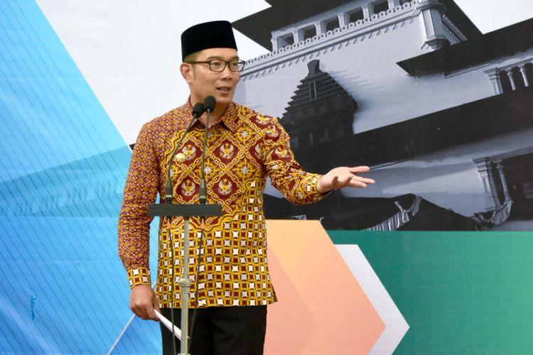Ridwan Kamil Tantang Dekranasda Jabar Buka Toko di Luar Daerah