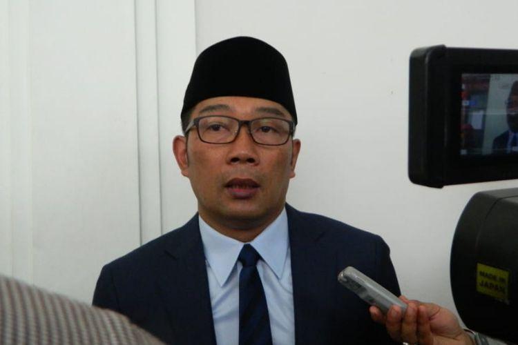 Komentar Ridwan Kamil soal Keributan Remaja Baju Hitam di Bandung