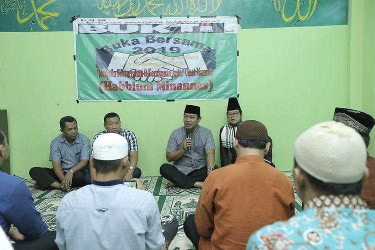 Jelang Lebaran, Wali Kota Hendi Pastikan Stok Daging di Semarang Cukup