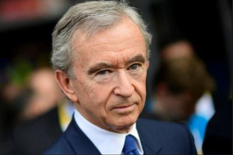 Bernard Arnault pemilik Louis Vuitton