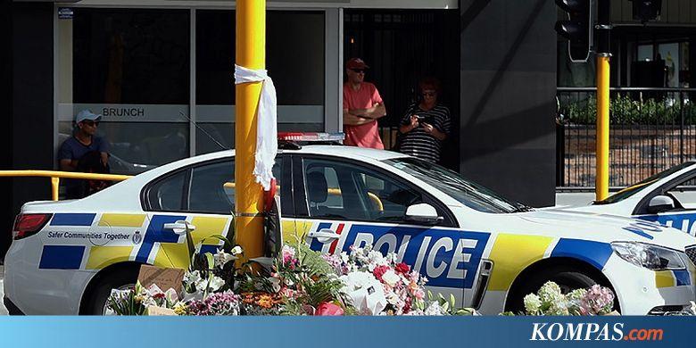 Teroris Penembak Masjid Selandia Baru Dihadapkan ke Pengadilan