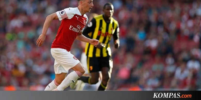 Jadwal Bola Malam Ini, Watford Vs Arsenal, Leganes Vs Real Madrid