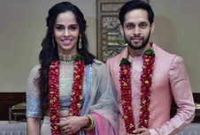 Saina Nehwal Menikah dengan Teman Pelatnas