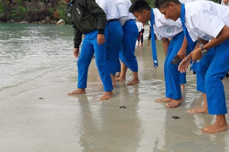 Gambar Pantai Untuk Anak Sd - Gambar Bagus