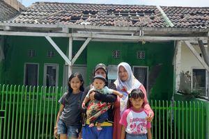 Ini Kisah di Balik Balita Korban Puting Beliung yang Digendong Ridwan Kamil