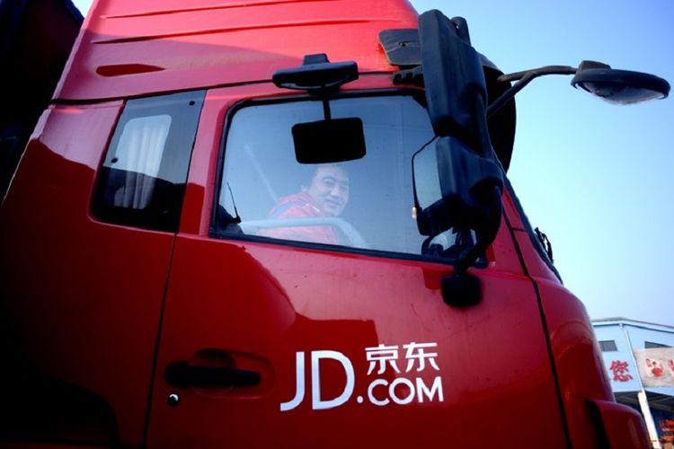 Dibantu Google, JD.com Buka Toko Online di Amerika Serikat