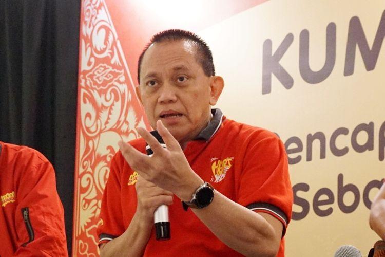 CEO seklaigus Presiden Direktur Indosat Ooredoo, Chris Kanter.