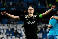 Profil Singkat Matthijs De Ligt, Calon Bek Juventus