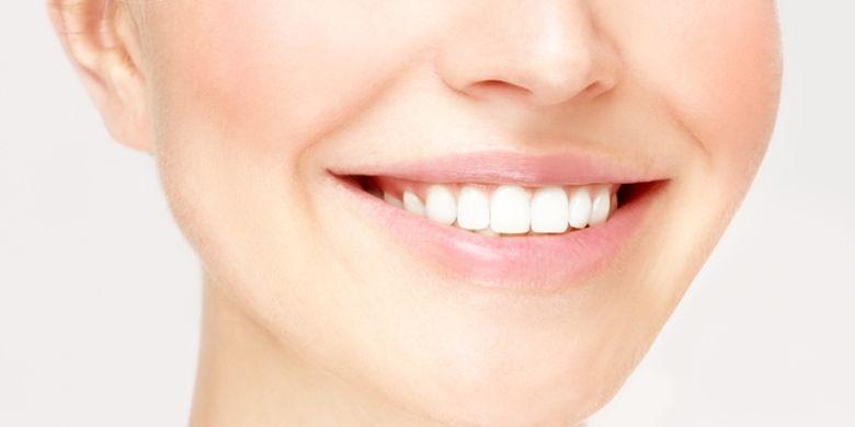 Trik Membuat Gigi Lebih Putih Dan Sehat Kompas Com
