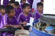 Nasib SD 11 Parepare: Kembali Disegel Pemilik Lahan, Siswa Belajar di Lantai