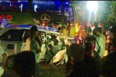 Kronologi Kecelakaan Maut yang Libatkan Dua Bus dan Xenia di Aceh Timur