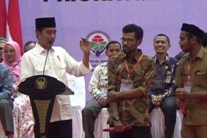 Jokowi: Kades Pengelola Dana Desa Jangan Dikriminalisasi...